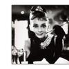 Audrey Hepburn 3-Piece High Definition Wall Panels