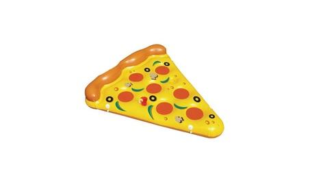 Inflatable Pizza Slice Novelty Swimming Pool Float Raft b07b20b1-ad99-4ee9-8cbb-acc5a1c53279