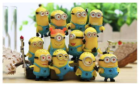 Minions Collections Despicable Me Cosplay Minion Doll Action Figure 6f35d9e2-cd8c-449b-af68-3db56fa690cd