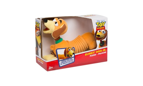 Slinky Dog Jr. Plush 6c41314d-8a2f-4bc4-a09b-8a5cd6955fb6