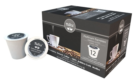 Cafe Tastle Platinum Espresso Roast Single Serve Cups 6efc1cb2-2ad3-43ac-ac25-452a4c989537