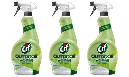 Cif Outdoor Stain Remover Spray
