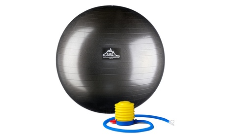 Professional Grade Stability Ball - Pro Series 1000lbs Anti-burst 59492074-60f1-423b-a1a3-12e6481cd4ea