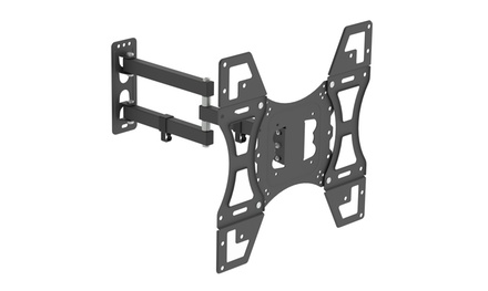"26-55"" Adjustable Wall Mount Bracket Rotatable TV Stand"