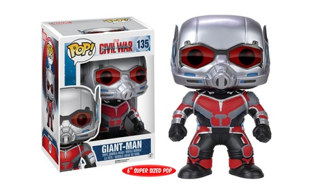 Funko POP Marvel Captain America Civil War Giant Man Vinyl Figure e5a972d1-ef8c-4bae-8a32-4aa290bb47eb
