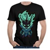 Men's Van Men's League Of Legends Hero Chain Warden T-shirts Black