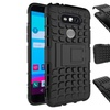 Shock Proof Tough Rugged Dual-Layer Case Built-in Kickstand for LG G5
