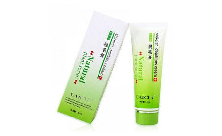 Natural Plant Series Depilatory Cream Armpit Hair Arm Leg Hair Removal 308ba49a-fb1c-4bbc-976c-792a9511e1fc