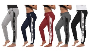 Coco Limon Women's Long Joggers (5-Pack)