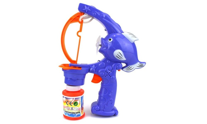 30 off on cool cartoon sea fish battery groupon goods for Battery operated fish