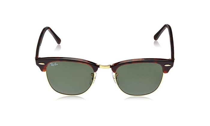 Ray-Ban Clubmaster Unisex Sunglasses