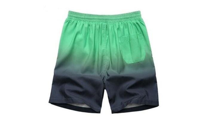 Men's Fashion Casual Quick Dry Beach Short Pants