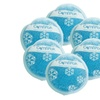 Beaded Gel Pack Hot and Cold Therapy - Round shape