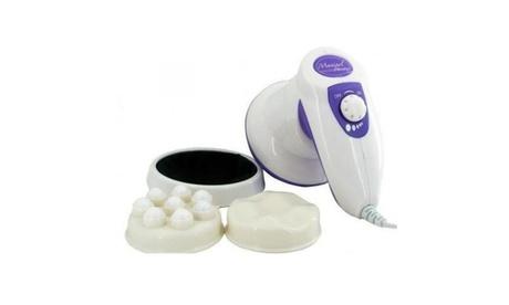 QPower Professional Frequency Vibration Slimming Massager Handheld Full Body 0f9b94f8-cb34-4f89-a7cc-3cc09f03eb1b