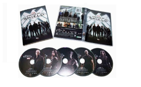 Agents of S.H.I.E.L.D The Complete Third Season 3 Complete Box Set New 05baa8c2-bad5-4248-89fd-5273f439f9d6