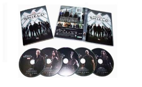 Marvel's Agents of SHIELD Season 3 Complete Box Set 9b8874b4-55db-4717-b0bb-3319d99d624f