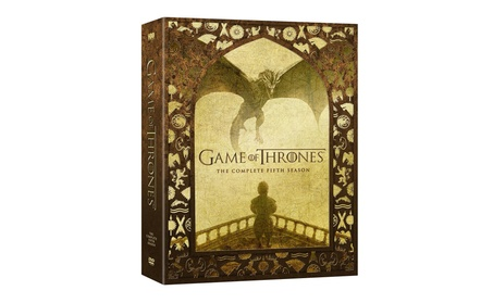 Game of Thrones: The Complete Fifth Season 5 (DVD) a90806e9-c79f-4b0f-a958-c71f5c62d202