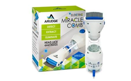 Arudge Electrical Lice Comb Chemical-Free Head Lice Solution Device ca9699f8-f571-4e72-bd29-85bddf9ef00e