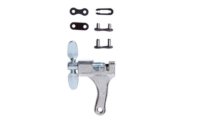 Bell Sports 7025132 Quicklink 350 Chain Repair Kit, Chrome