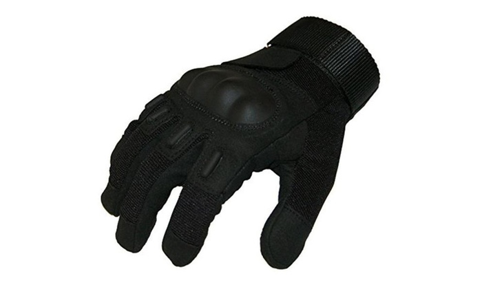Tactical Adjustable Protection Military Shooting Outdoor Airsoft Glove