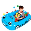 Racer Car Ball Inflatable Pit Set