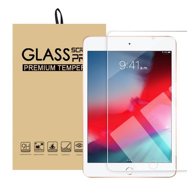 Apple Ipad Mini 5 2019 Ipad Mini 4 Hd Tempered Glass Screen Protector Groupon