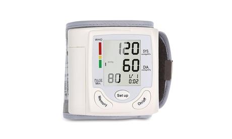 Sphygmomanometer Household Electronic Wrist Blood Pressure Monitor