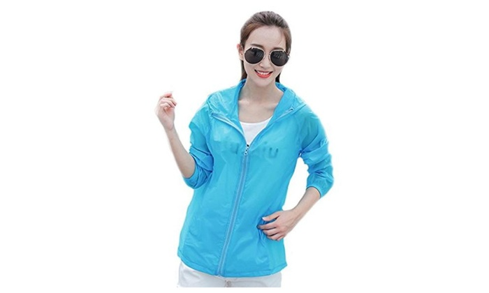 Lady Sun Protection Clothing Loose Anti Ultraviolet Clothing Air