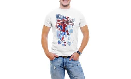 Licensed Marvel Comics SpiderMan Men T-Shirt Soft Cotton 48f1bf0c-6f98-4eca-b217-e465bc12530b