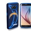 San Diego Chargers Dual Hybrid 2-Piece Samsung Galaxy S6 TPU Cover