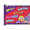 Nestle Halloween Candy Assorted Sugar Mix-Ups, 200 pieces, 53.3 oz Bag