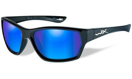 WX Moxy Polarized Blue Mirror Lens/Gloss Black Frame bc1b2f7c-a9a7-4421-a950-0cb17b1df31b
