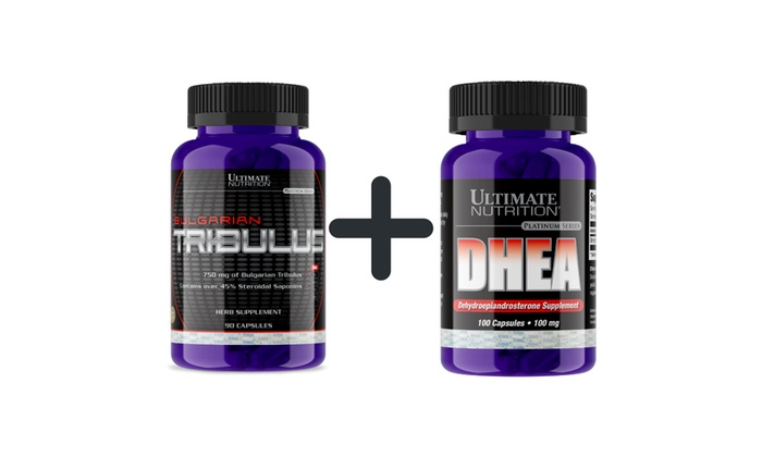 31b547030 Ultimate Nutrition DHEA and Bulgarian Tribulus Combo
