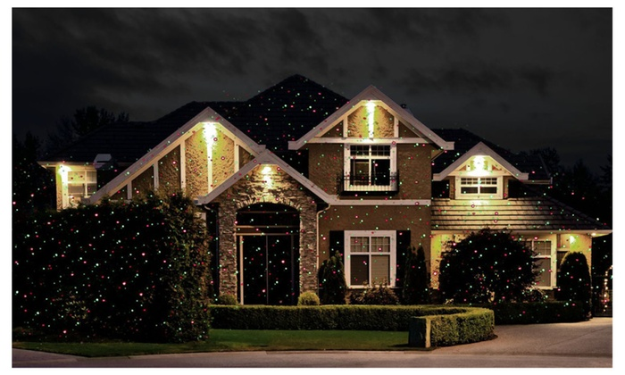 30 Off On As Seen On TV Startastic Holi Groupon Goods - Christmas Light Laser Projector