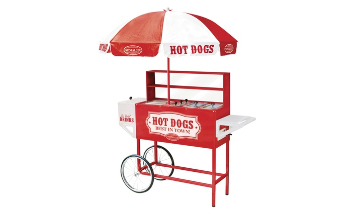 Tabletop Concession Machines Nostalgia HDC701 48-Inch Hot ...