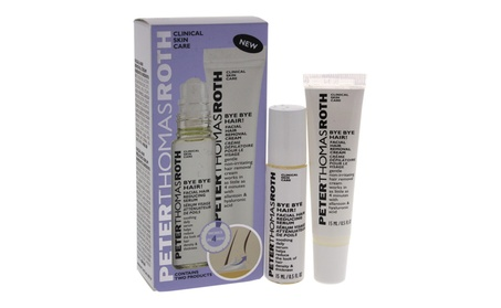 Bye Bye Hair by Peter Thomas Roth for Unisex - 2 Pc 2 x 0.5oz Bye Bye ca5b7e13-9aee-4b08-a879-918117929692