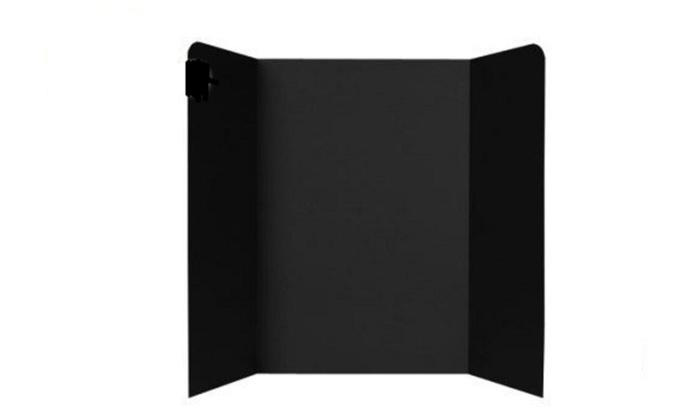 Riteco Raydiant 22103 Riteco Tri Fold Presentation Boards 48 In X 36