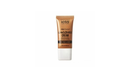 Pro Touch Glow & Bronze Cream for Face and Body, 2 Colors