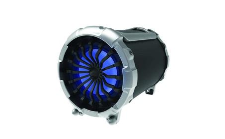 Supersonic IQ-1428BT Bluetooth Active HiFi Portable Speaker, Black 70fec2ac-d456-4994-bea3-de911e9e2100