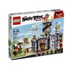LEGO Angry Birds 75826 King Pigs Castle Building Kit 859 Piece