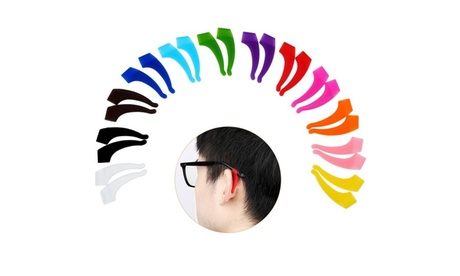 Anti-Slip Temple Tips for Optical Sunglasses and Sports Glasses 3 or 6 Pack 425bfe34-dd3a-46e7-b59d-045a121e03df