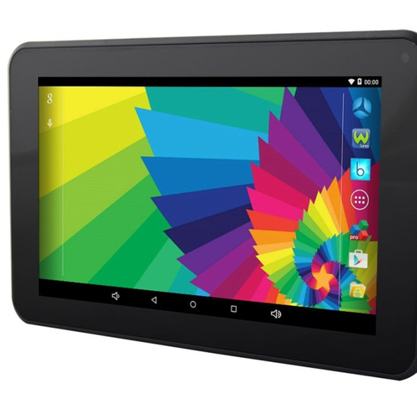Azpen A743 7 inch Quad Core Android 5 1 Lollipop Tablet HD IPS Display