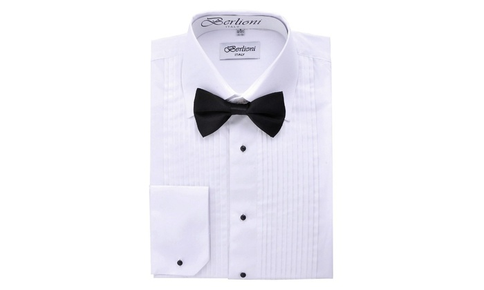 Men/'s Tuxedo Shirt size XL 17-17.5-38-39