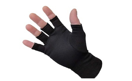 Winter Fingerless Soft Self Warming Compression Warm Gloves Fashion ef0dff9a-caaf-436d-804b-72bc63f3da81