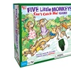 Five Little Monkeys Can't Catch Me Game