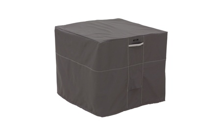 Classic Accessories Ravenna Air Conditioner Cover, Square 1f529d39-9830-4761-83ec-ceafcfa25c22