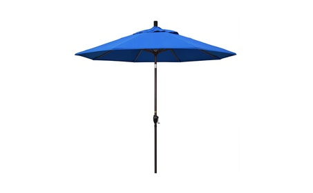 California Umbrella GSPT908117-F03 9 ft. Aluminum Market Umbrella 4f2f7e85-10b9-4ccf-97fa-8b143ad03ace