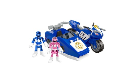 Fisher-Price Imaginext Triceratops Battle Bike Action Figure dbda9fc0-4a4d-4c2b-80cf-b0f678d45f30