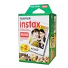 Fujifilm Instax Mini Instant Film 2x10 Packs