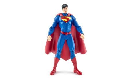 DC Comics Essentials: Superman Action Figure Justice League 52 Toy e95ac098-3f71-417c-a0fa-5d83c4d61999